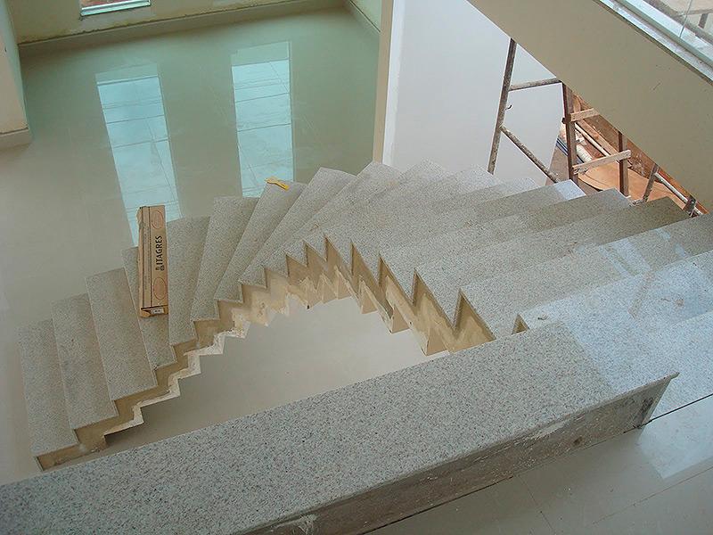 Extremamente Casa do Granito - Escada GJ72